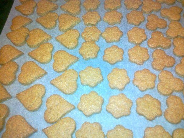 Zdravé zázvorové sušienky - obrázok 2