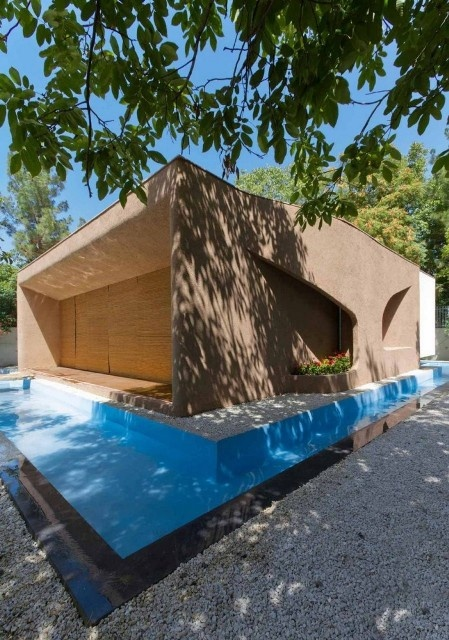 Lovely Amir Villa designs with pools