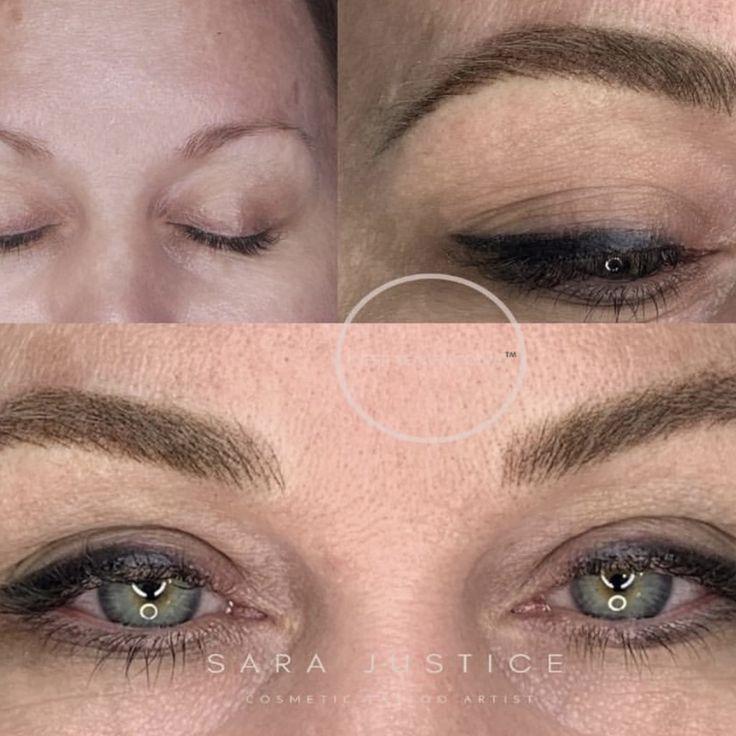 3D Eyebrow Tattoo in Fulton County, GA | Permanent makeup ...