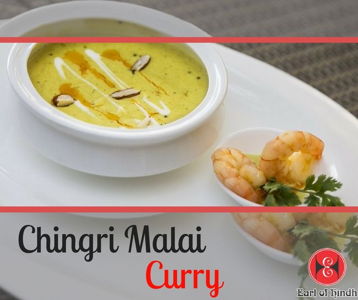 If there's one thing you have to try from our menu, it's our Chingri Malai Curry!  Book Table Now: + 65 6681 6694/+65 6339 3394 Visit us:- http://earlofhindh.com/  #EarlOfHindh #Singapore #IndianRestaurant