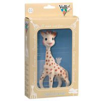 Sophie The Giraffe Rubber Teether Gift Box