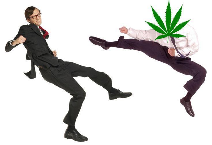 My Cannabis Break-Up
