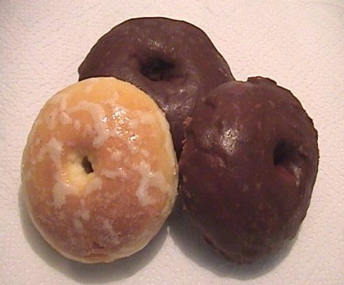 No-Fry Doughnuts Recipe - Baking.Food.com