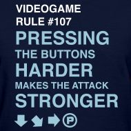 Videogame Rules: Advice from an old gamer.
