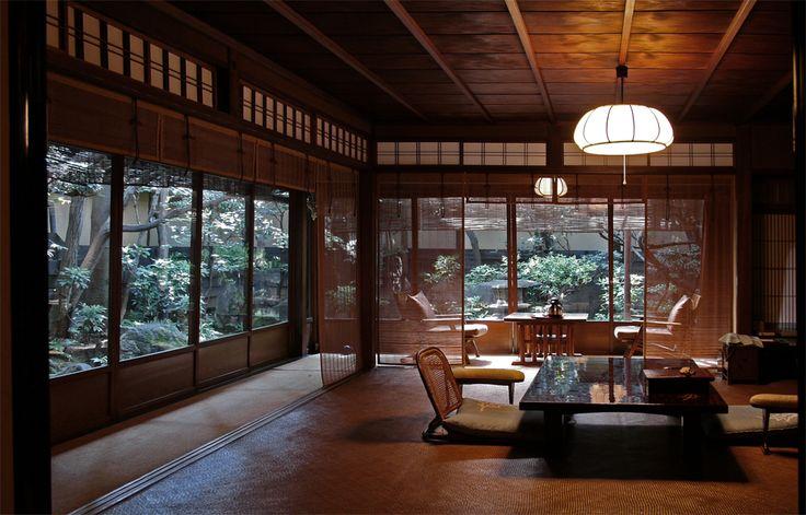 Hiiragiya Ryokan   Summer, Kyoto   pic I took