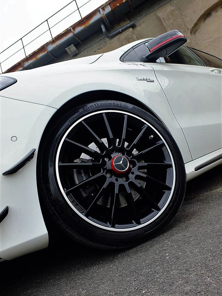 "B-Klasse goes High Performance: Mercedes B 200 d als ""AMG B45 Edition1"""