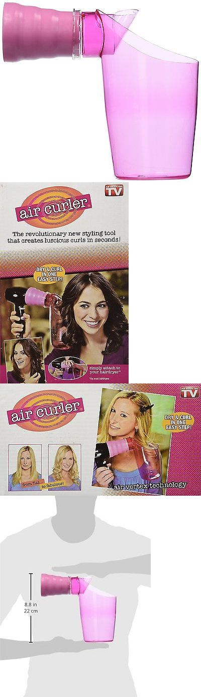 Hair Ties and Styling Accs: Air Curler Styling Tool -> BUY IT NOW ONLY: $52.37 on eBay!