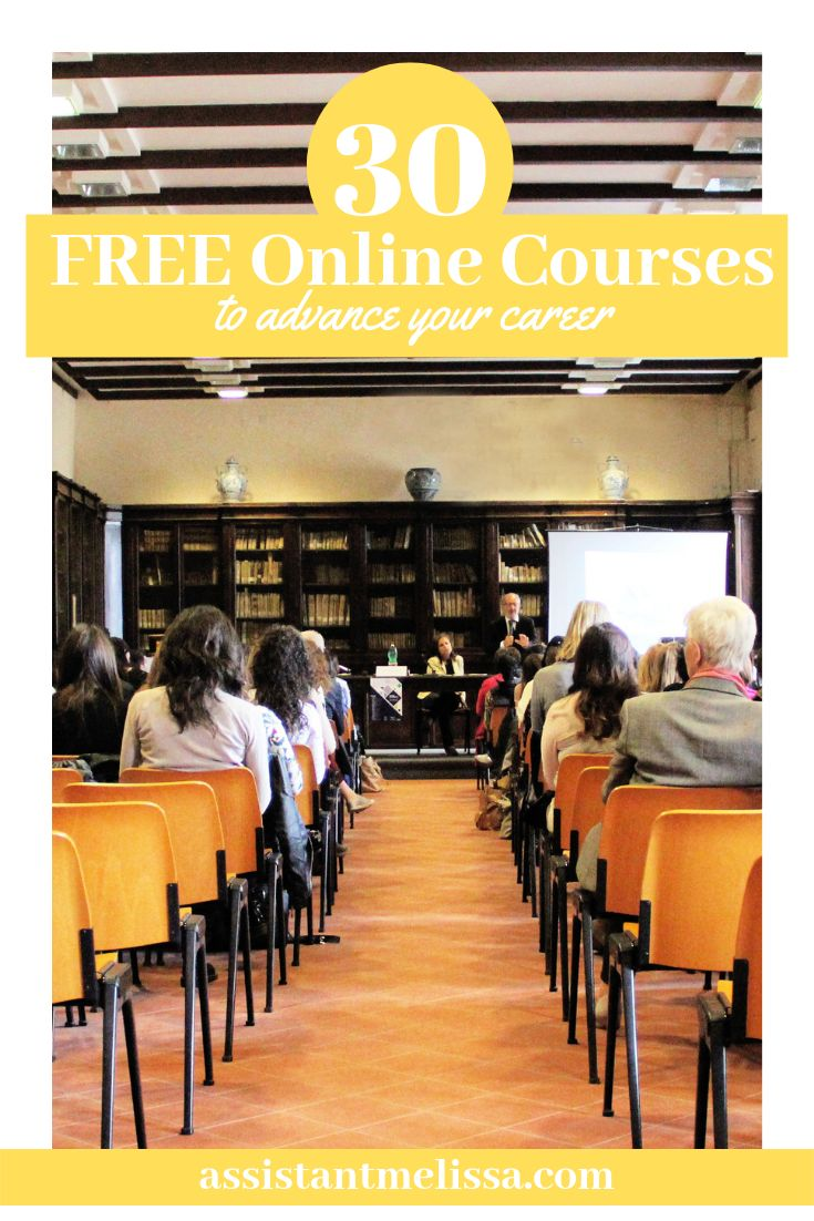 FREE Online Career Courses