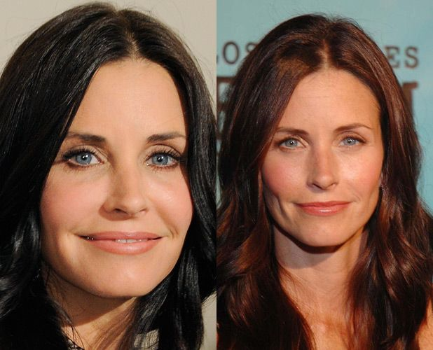 Want To Look So Fascinating? See The Courtney Cox Plastic Surgery