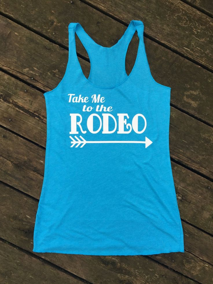 Take Me to the Rodeo Tri-Blend Tank, Women's Gypsy Boho Country Lifestyle Apparel Tank T-Shirt Southern Clothing, Country Sayings Shirt by BackwoodsGypsyCo on Etsy