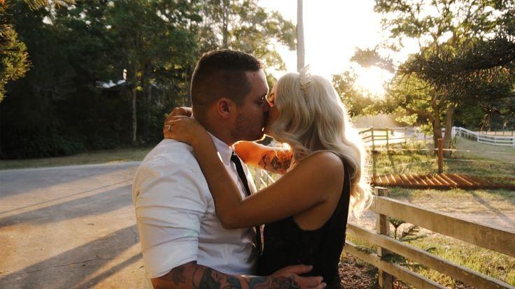 Kellie & Josh's Wedding Film |  Brisbane Australia