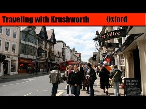 Oxford England | Oxford City Tour - Europe Travel Guide | Attractions - England Tourism