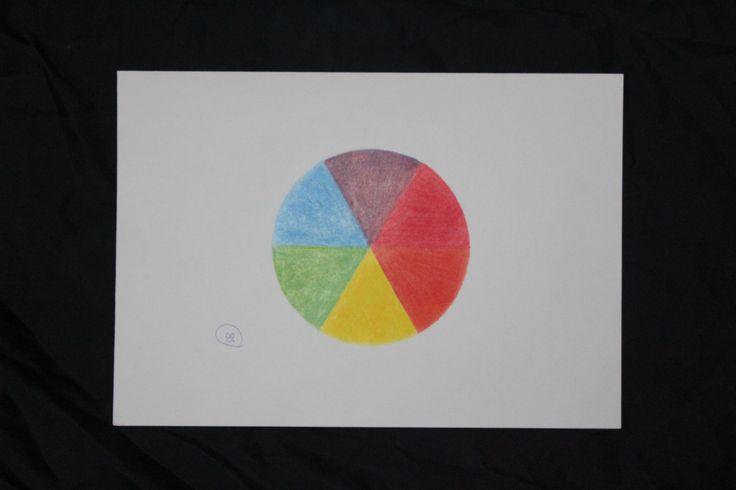 Colorwheel - Pensil warna #arsitekturinterior #interiorarchitecture #color