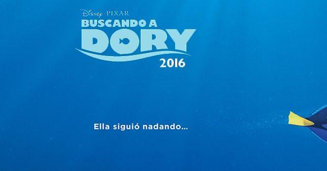 Buscando a Dory tendrá a Anabel Alonso como la voz del personaje, SerieCinema http://go.shr.lc/25ZrR5n su estreno será el próximo 17 de junio