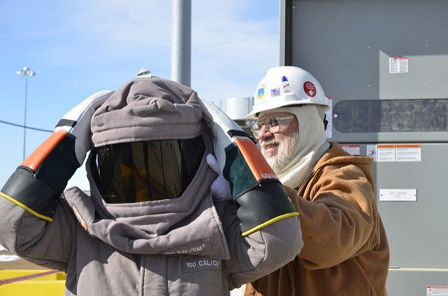 Electrical Shock And Arc Flash Ppe Overview This Guide Provides A General Overview Of The Various Ppe That May Be Necessary For Arc Flash Insulated Gloves Ppe