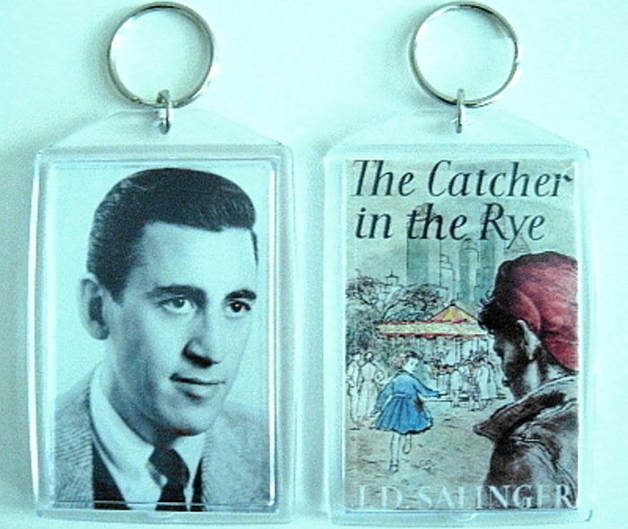 catcher in the rye by jd The catcher in the rye by jd salinger was a very popular novel that was never made into a motion picture by any director for various reasons salinger does not want it.