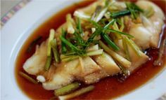Easy Steamed Cream Dory Fillets recipe