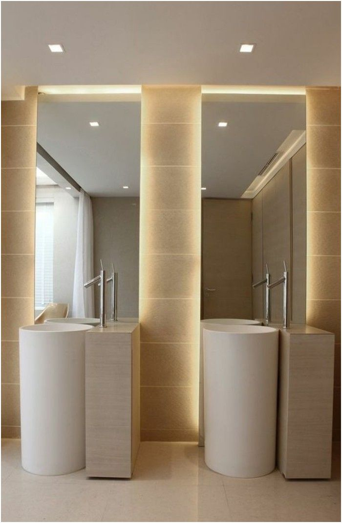 13 A Couper Le Souffle Conseil Eclairage Miroir Salle De Bain Image