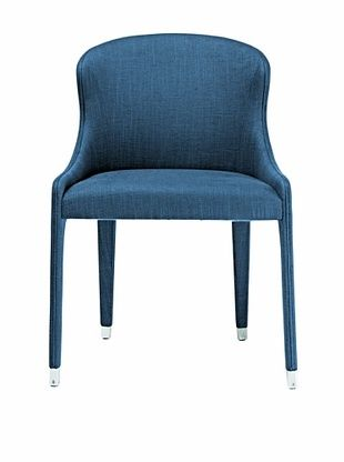 Roche Bobois Steeple Chair, Blue