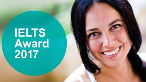 British Council #Βραβείο #IELTS 2017