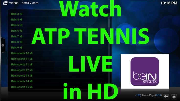 Watch ATP China Open Beijing Japan Open Tokyo Tennis LIVE stream in HD o...