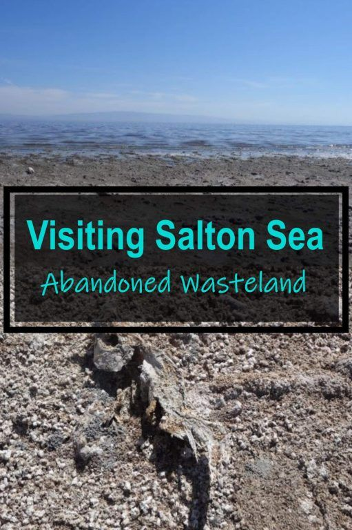 Salton Sea History And Facts About California S Abandoned Wasteland Salton Sea Salton Sea California Southern California Getaways