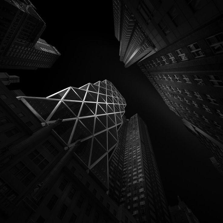 Basiscursus architectuurfotografie - oog voor het lijnenspel