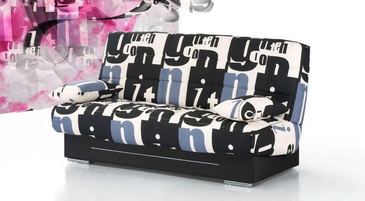 9 best sofas cama clic clac images on pinterest beds for Sofa cama clic clac oferta