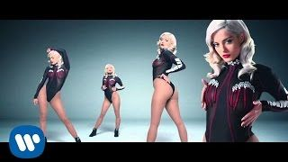 "Bebe Rexha - ""No Broken Hearts"" ft. Nicki Minaj (Official Music Video) - YouTube"