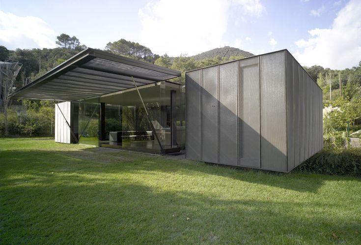 136 best images about rcr arquitectes on pinterest - Casas con porche ...