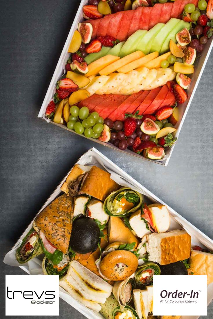 Trevs At Dickson Offer A Delicious And Quality Range Of Catering