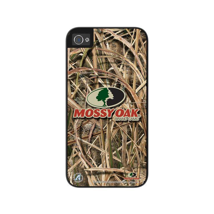 Airstrike® Mossy Oak Shadowgrass Blades Camo Phone Case iPhone 5s Case, Mossy Oak Camo iPhone 5 Case, Mossy Oak iPhone Protective Phone Case-50-8039
