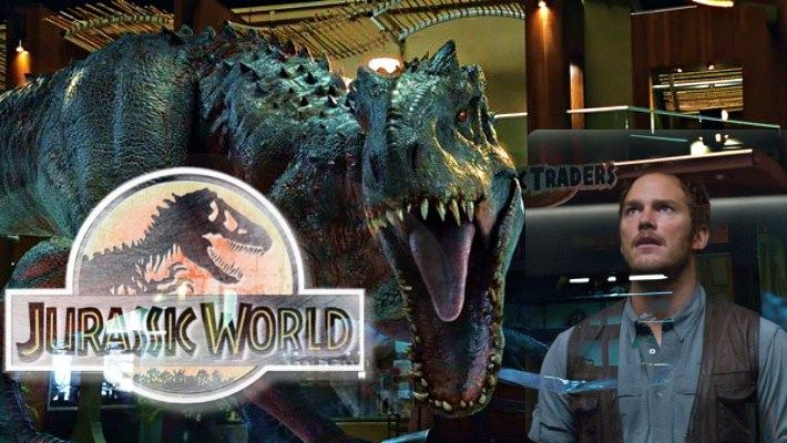 Look At The Set of Jurassic World 2 And If Something Chases You…Run!
