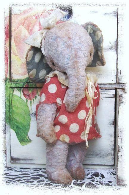 Сказки стареньких игрушек: слоники