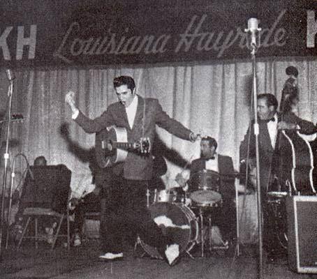 Louisiana Hayride 1954