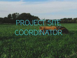 JOB: Project Site Coordinator - Tanzania for Homegarden Scaling Project Arusha Tanzania