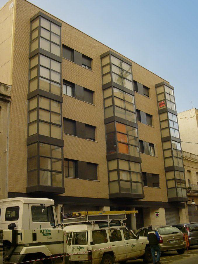 Edificio 20 viviendas, Reus / AMSA Arquitectura