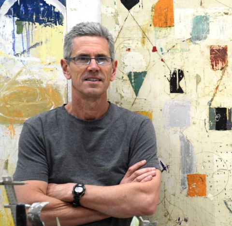 Artist Profile: Nicholas Wilton - Building Communities of Creatives One Workshop at a Time - Marigny Goodyear Art