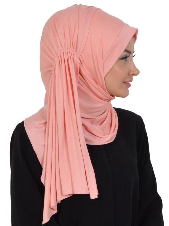 Cotton Express Hijab Code: PS-0017 Muslim Women by HAZIRTURBAN
