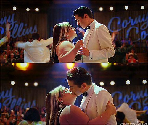 "Zac Efron & Nikki Blonsky en ""Hairspray"""
