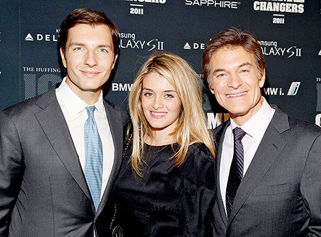APRIL 23 2015 | John Jovanovic, Daphne Oz, Dr. Memhet Oz || Daphne Oz Pregnant: Dr. Oz's Daughter Expecting Second Child - Us Weekly