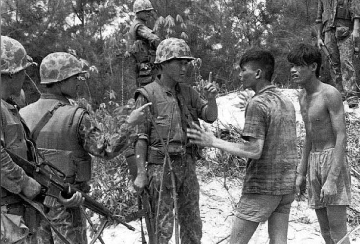 an introduction to the violent nature of the soldiers in vietnam For the first time in six years, the number of us troops killed in overseas operations has increased over the previous year so far this year, 31 service members have died in actions overseas.