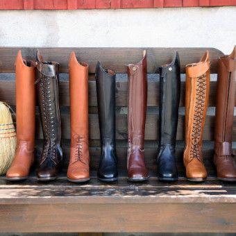 Riding boots, hand made ‹ AMAZONA SUECA