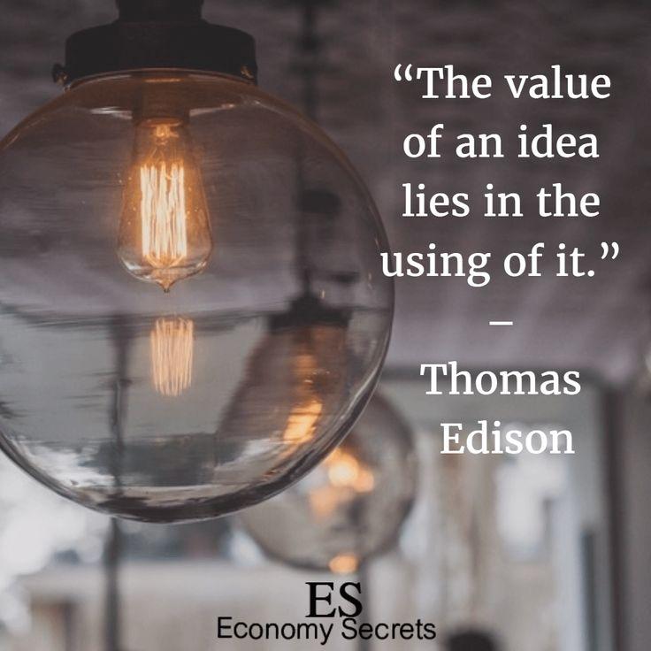 Thomas Edison Quotes 10