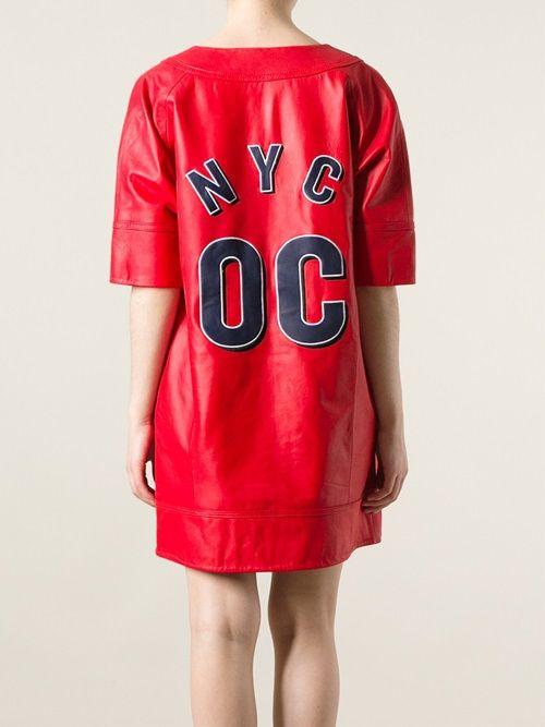 Women - Adidas Originals X Opening Ceremony Oversized Baseball Shirt - WOK STORE