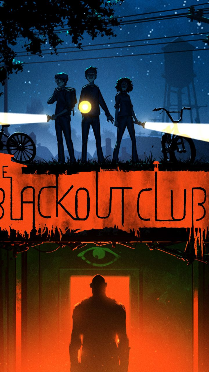 Download Video Game Club Poster Wallpapers
