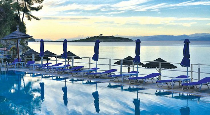 During the Napoleonic wars, the Ionian Islands were taken by the French and the Russo-Turkish alliance. Book Unique Paxos Hotels up to 70% off. Click on photo. #paxoshotels