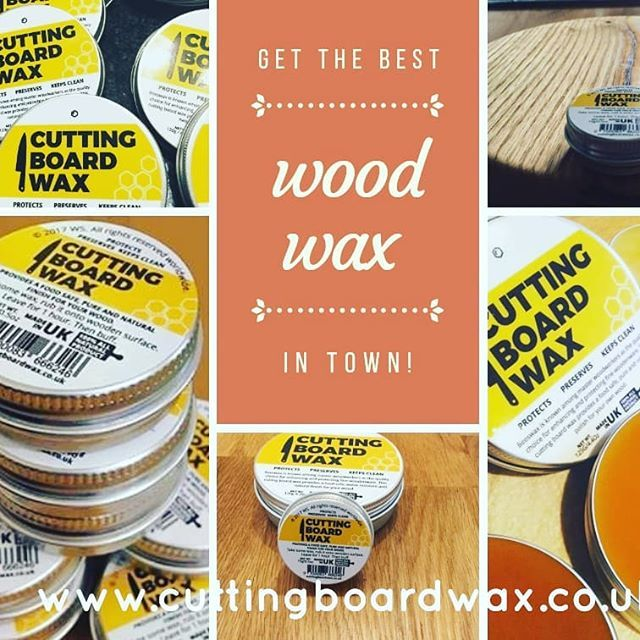 Our Cuttingboardwax Is Made From Beeswax And Other Natural