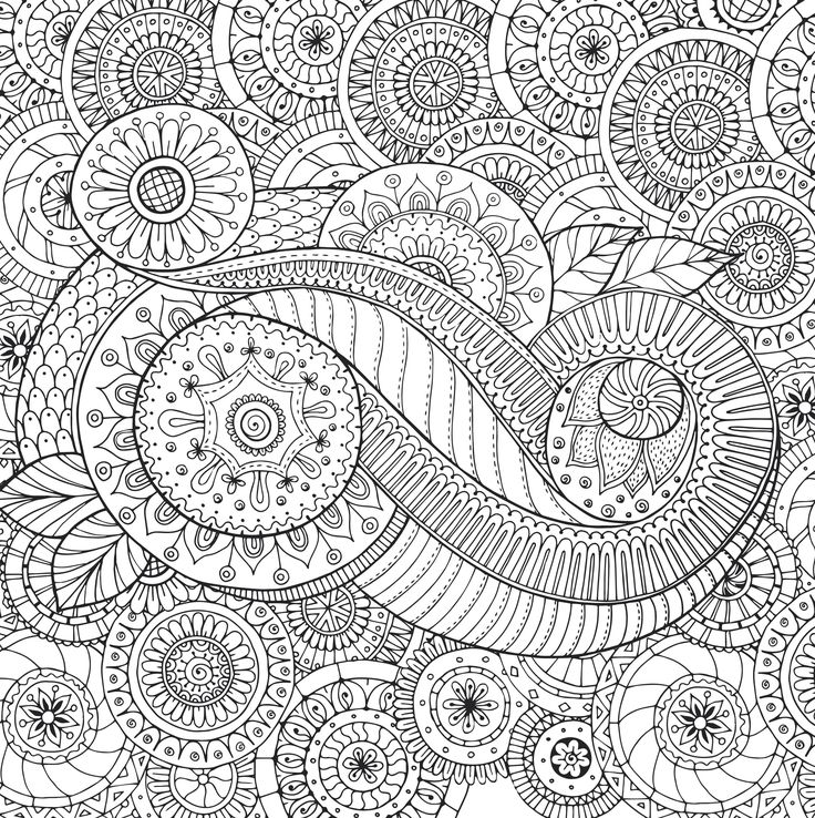 23 Best Images About Mindfulness Colouring On Pinterest
