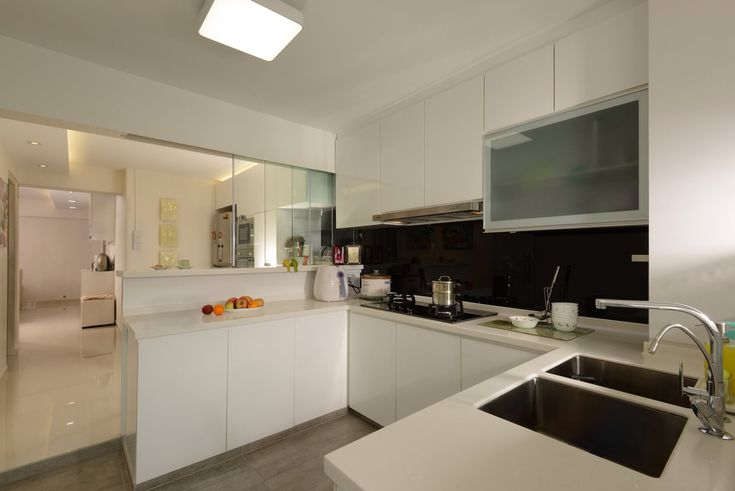 how to design wet dry kitchen - Google Search